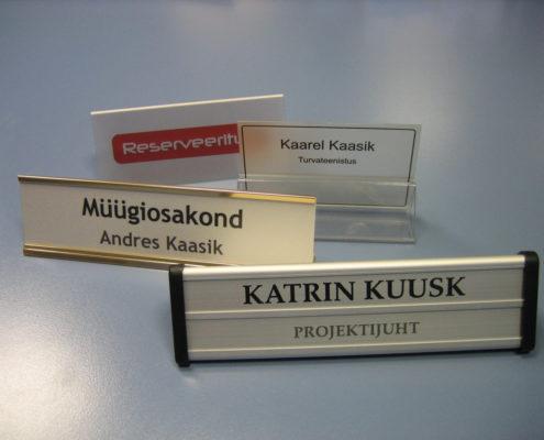 Laua nimesilid