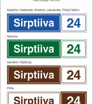 Tallinna LV tänavastandard